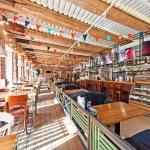 Банкетный зал в стильном кафе «Сел Поел»