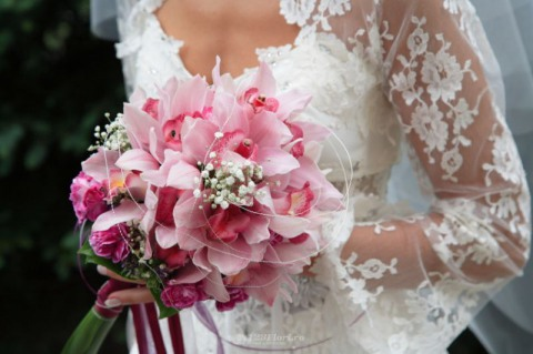 Приметы про свадебный букет
