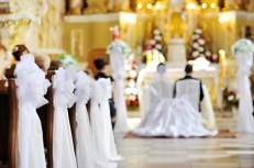 Сколько стоит венчание в храме